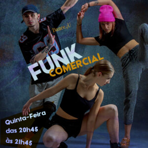 funk commercial