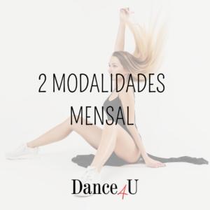 2 modalidades